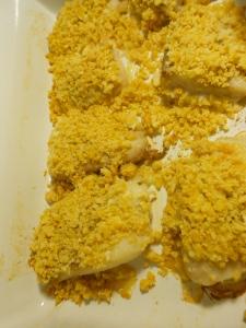 Crunch + Fish + Butter