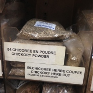 What would one DO with Chickory Powder?
